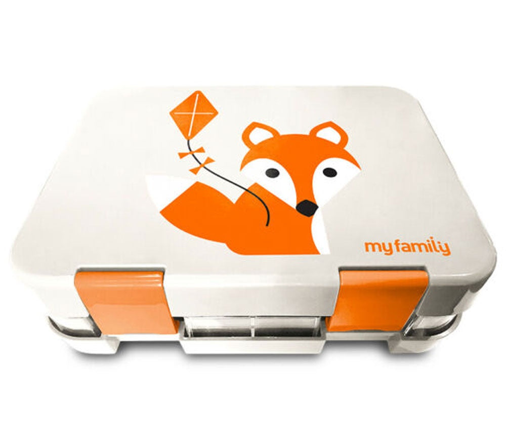 My Family Bento Lunchbox - Fox