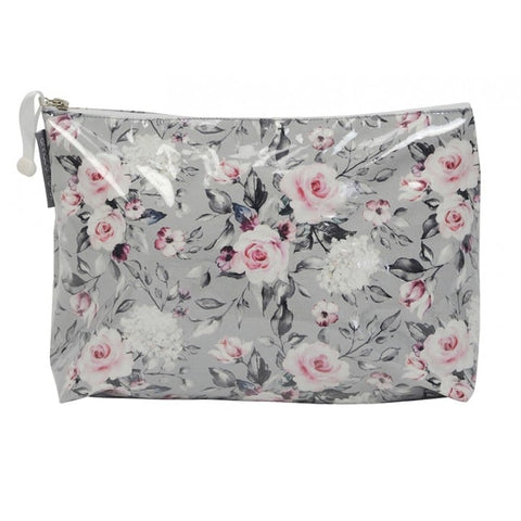 Cosmetic Bag Large -  Roses