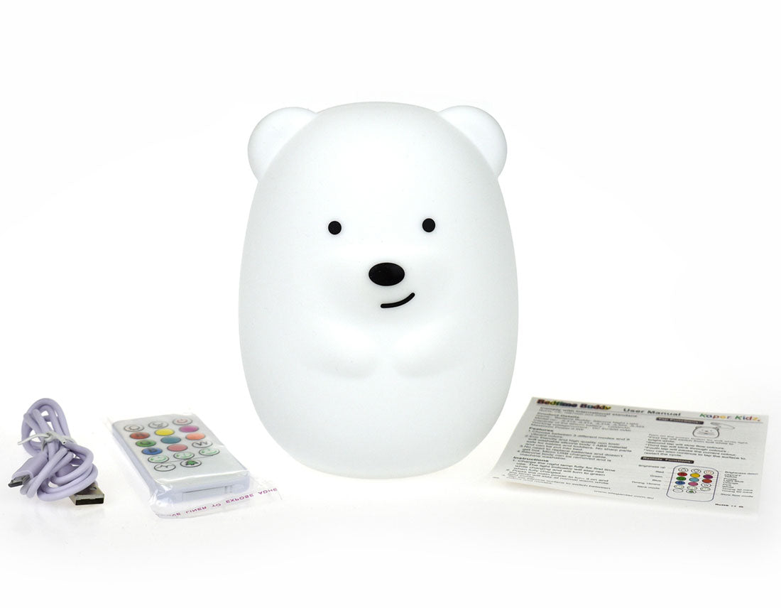 Bedtime Buddy Nightlight Bear