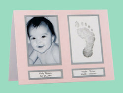 Birth Announcements Pink