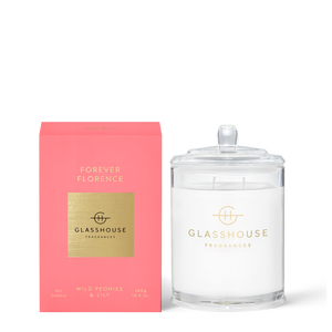 Glasshouse Candle Florence 380g