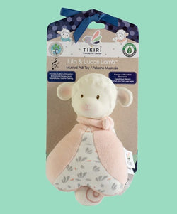 Lila Lamb Musical Toy