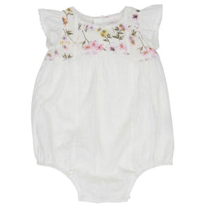 Arthur Avenue Floral Wonder Playsuit