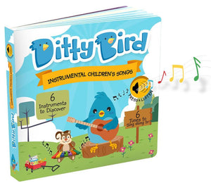 Ditty Birds Instrumental Book