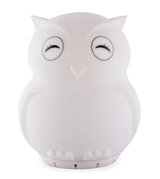 Duski Rechargeable Bluetooth Night Light Owl