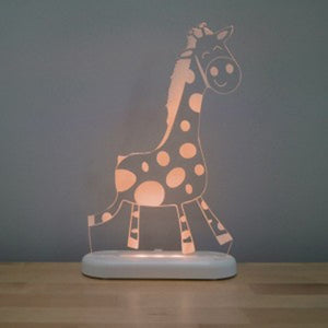 Aloka Sleepy Light Giraffe