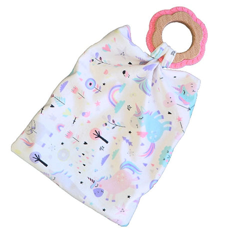 Jellystone Design Unicorn Cuddle Soother