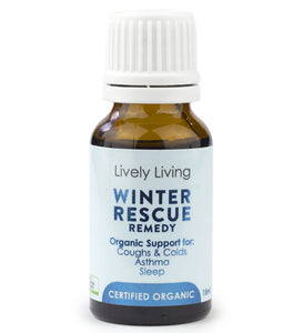 Lively Living Winter Rescue Organic Oil