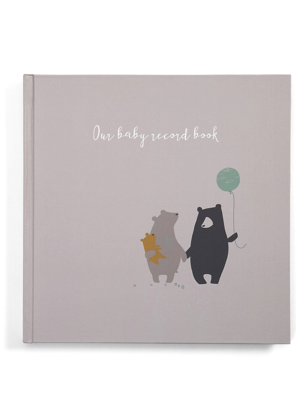 Mamas & Papas Baby Record Book Contemporary