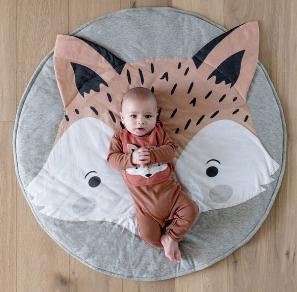 Mister Fly Play Mat - Fox