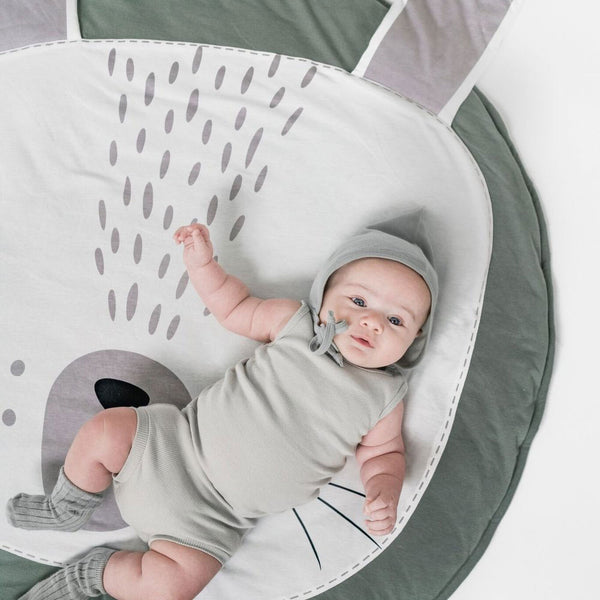 Mister Fly Play Mat - Sage Bunny