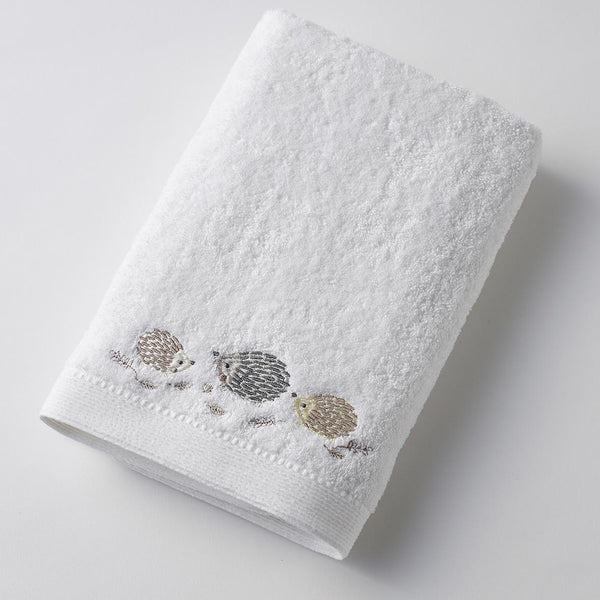 Hedgehog Towel & Washer Set