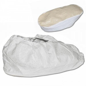 Disposable White Overshoes