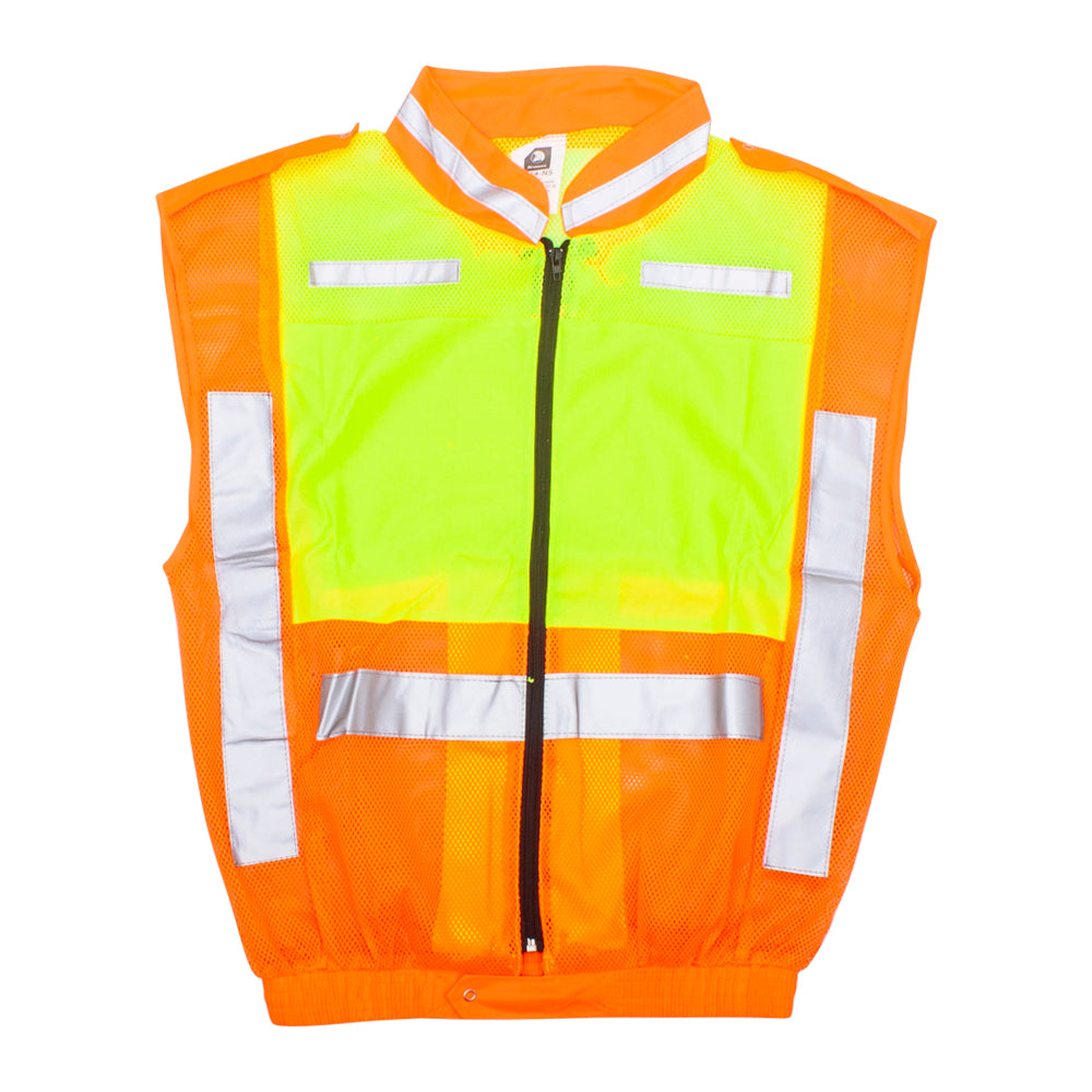 Reflective Jacket Two Tone
