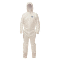 Disposable Chemical Protective Coverall