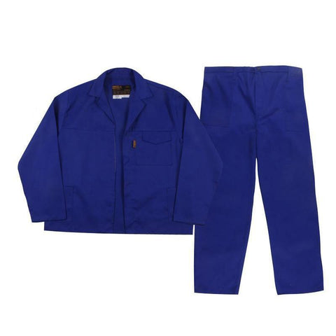 Poly Cotton Conti Suits - 2 Piece
