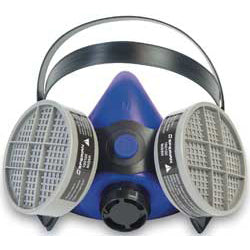 HAZMAT Double Cartridge Half Mask