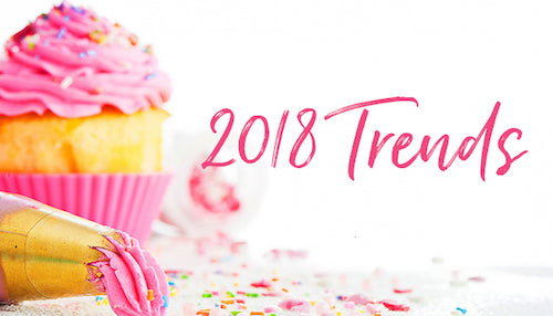 Top 10 Cake Decorating Trends of 2018