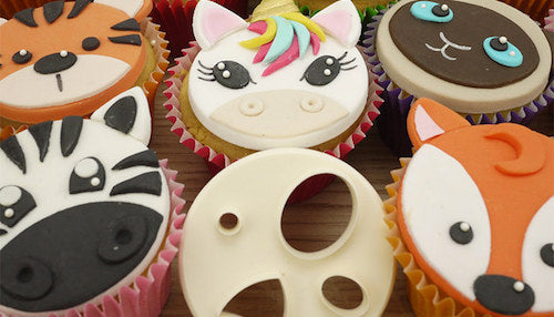 How To Make Easy Fondant Animals