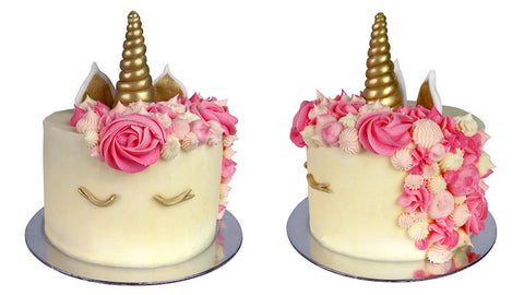 Unicorn Cake Tutorial by Create That Cake