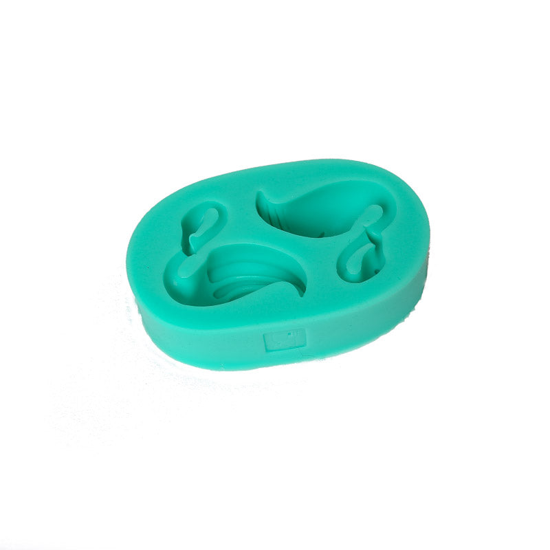 Flamingo Silicone Mould