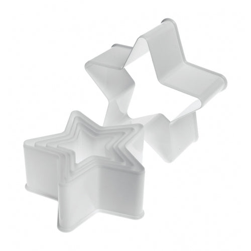 Star Cookie Cutter Set of 5