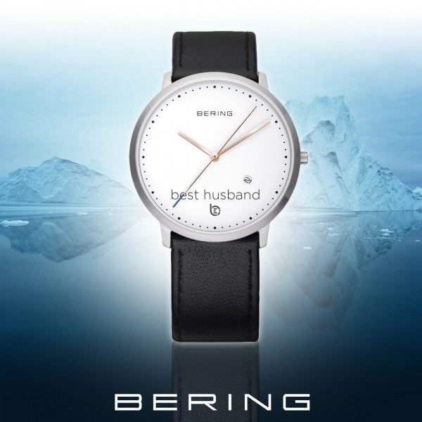 Bering Best Husband limited edition férfi karóra