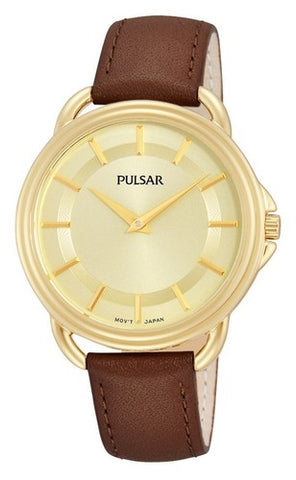 Pulsar Dress Women PM2102X1 női karóra