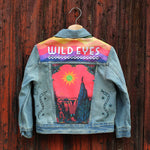Reach Unisex Cosmic Kids Denim Jacket