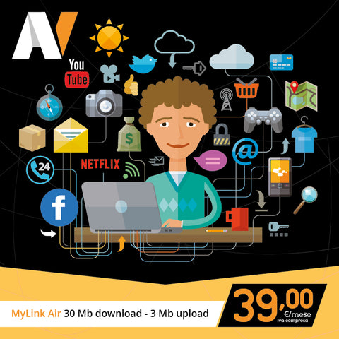 MyLink Air Home 30 Mega