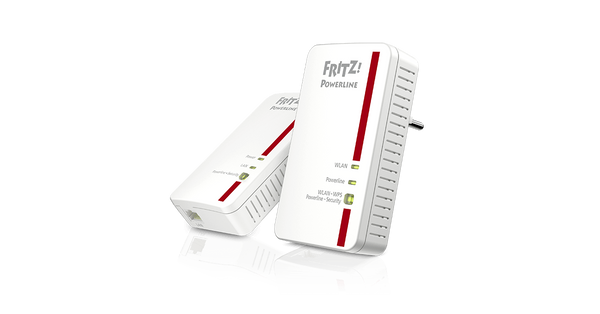 AVM Fritz!Powerline 1240E WLAN Set