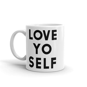 Love Yo Self - Mug
