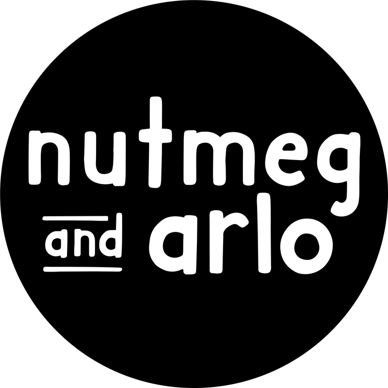 Nutmeg and Arlo create super cute, quirky, and colourful enamel pins, washi tapes, greetings cards and more. Free UK shipping on orders over £20!