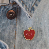 Ally the Apple Pin
