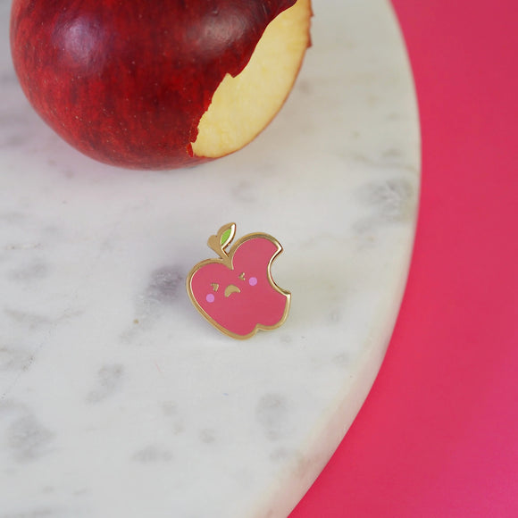Alex the Apple Pin