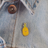 Pierre the Pineapple Pin