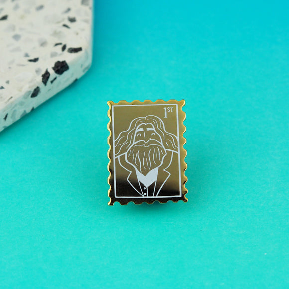 PREORDER: The Gamekeeper Pin
