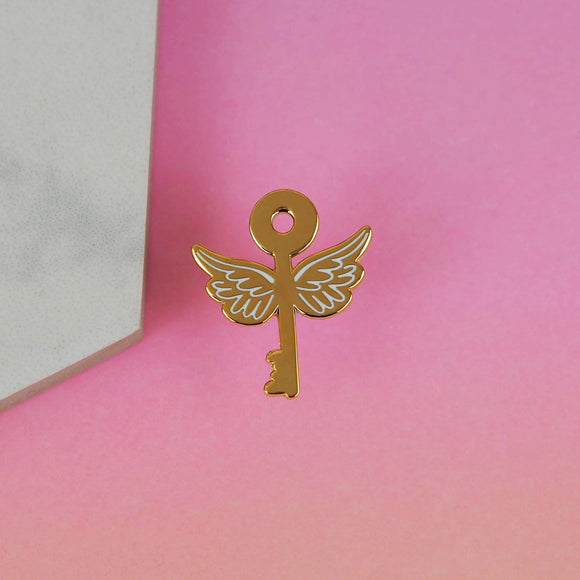 Flying Key Pin