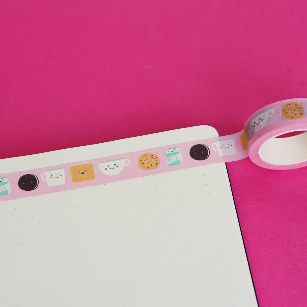 Sweet Treats Washi Tape - Nutmeg and Arlo