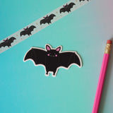 Bat Vinyl Sticker