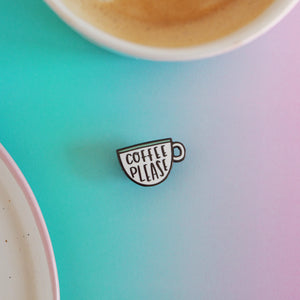 Coffee Pin