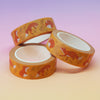 Frolicking Foxes Washi Tape - Nutmeg and Arlo