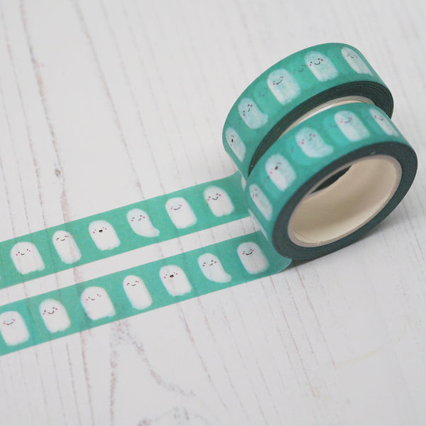 Ghosties Washi Tape - Nutmeg and Arlo