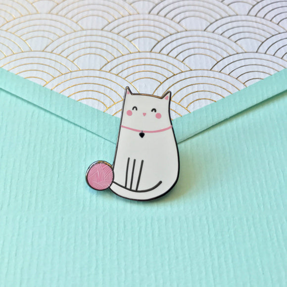 Cute Cat Pin