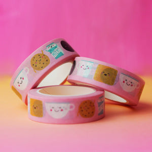Cookie Biscuit Washi Tape
