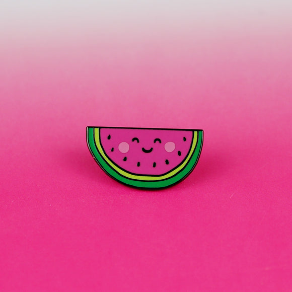 Wilma the Watermelon Pin