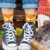Fox Socks - Nutmeg and Arlo