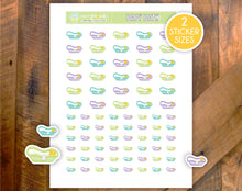 Baby Bath Printable Stickers