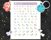 Printable Stickers Cochlear Implants
