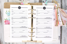 Wine notes printable Planner Insert Wine tasting personal size